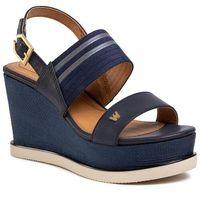Sandały WRANGLER - Thalia Jenny WL01592A Navy 016, kolor niebieski