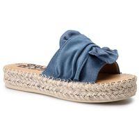 Espadryle REFRESH - 69731 Antelina Jeans, kolor niebieski