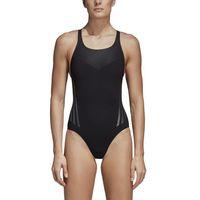 Strój do pływania adidas 3-Stripes CV3626, kolor czarny