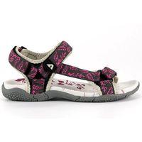 Tekstylne sandały na rzep american, 1 rozmiar
