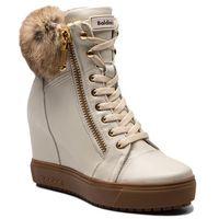 Sneakersy - 948401tsila934vxxrxx sirio panna/lapin volpe marki Baldinini