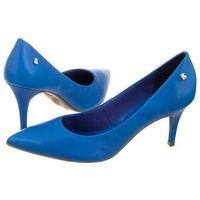Szpilki niebieskie 268001 azul 18 (bo6-d) marki Bottero
