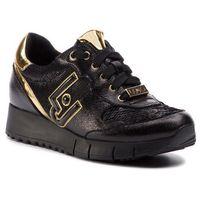 Sneakersy LIU JO - Gigi 02 B19019 EX006 Metallic/Sequi Ns 22222, w 6 rozmiarach
