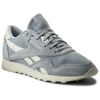 Buty - cl nylon mesh cn0632 cloud grey/chalk, Reebok