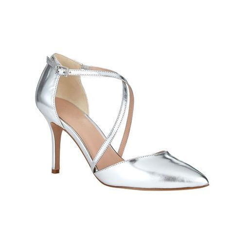 izzy metallic leather pointed court, Phase eight