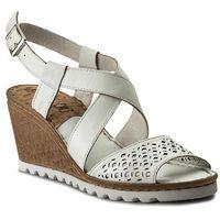 Sandały - h687 biały marki Lasocki