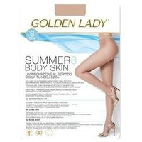 Golden Lady Summer Body Skin 8 den rajstopy (8033604399807)