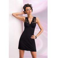 Koszula nocna model kristina black marki Donna