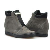 Venezia Sneakersy 1081a cam gri szare