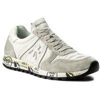 Premiata Sneakersy - sky-d 3105 biały szary