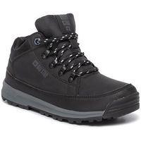 Big star Trekkingi - ee274816 black