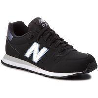 New balance Sneakersy - gw500kir czarny