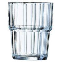 Arcoroc Szklanka niska | różne wymiary | 160-250 ml | norvege