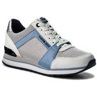 Sneakersy - billie trainer 43t8bifs1m opt/pl blue marki Michael michael kors
