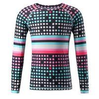 Bluzeczka kąpielowa z długim rękawem Reima Madagaskar filtr UV50 (6438429304920)