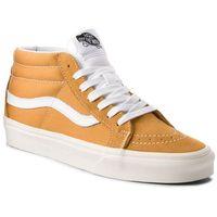 Sneakersy VANS - Sk8-Mid Reissue VN0A3MV8UCP (Retro Sport) Sunflower, kolor żółty