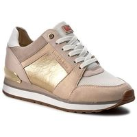 Sneakersy MICHAEL KORS - Billie Trainer 43S7BIFS1M St Pnk/P Gld, 1 rozmiar