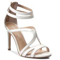 Sandały EVA MINGE - Rafaela 1L 17SF1372174ES 152, kolor biały