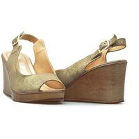 Sandały Jezzi SA72-2 Brązowe