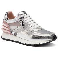 Voile blanche Sneakersy - julia power mesh 0012013499.02.1q19 argento/rosa