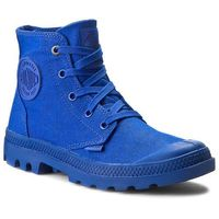 Trapery PALLADIUM - Mono Chrome 73089-427-M Royal Blue