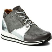 Sneakersy - rebeka 30463-05-11 szary marki Kazar