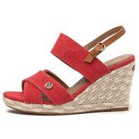 Wrangler sandały damskie Brava Cross 36 czerwony (8056093258240)