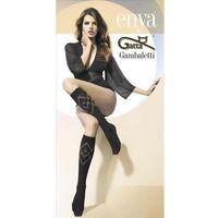 Enya - podkolanówki wzorzyste 40 den marki Gatta