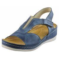 Wasak Sandały 0470 - jeans
