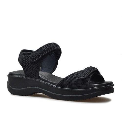 Sandały 320-321 czarne marki Azaleia