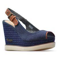 Sandały Wrangler WL181682 Granatowe