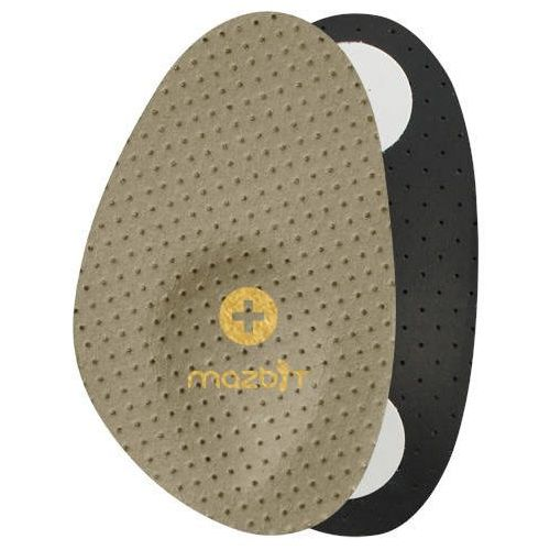 Elba - półwkładki przeznaczone dla osób z płaskostopiem poprzecznym marki Mazbit