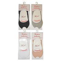 Baletki Risocks Cushion Ballerina Art.5692228 36-41, biały, RiSocks, kolor biały
