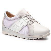 Hispanitas Sneakersy - bali-v9 hv98634 panna