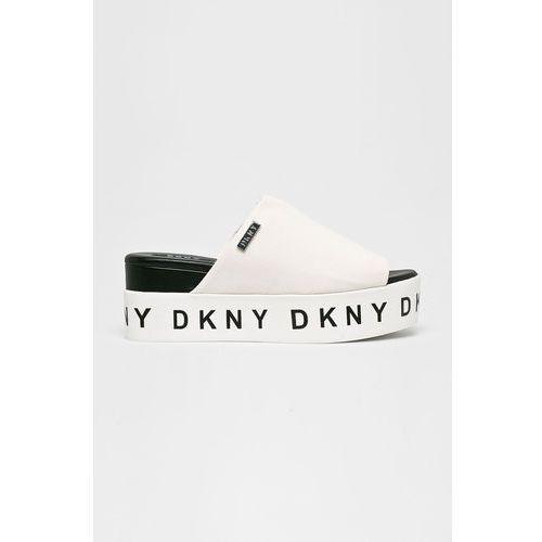 - klapki carli-slide sandal marki Dkny