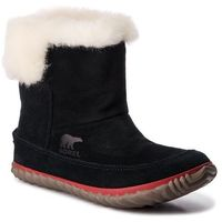 Botki - out n about bootie nl3073 black/natural 010 marki Sorel