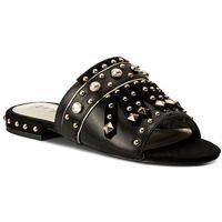 Klapki LIU JO - Sandalo Flat S18087 P0301 Black 22222