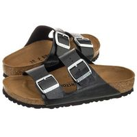 Klapki arizona bf graceful licorice 1009925 (bk69-b), Birkenstock, 36-41