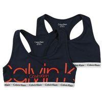 underwear biustonosz ciemny niebieski / czerwony marki Calvin klein