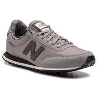 New balance Sneakersy - wl410msw szary
