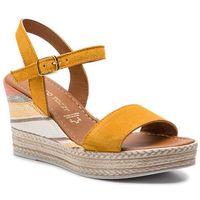 Sandały MARCO TOZZI - 2-28347-22 Yellow 600
