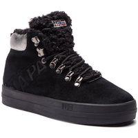 Sneakersy NAPAPIJRI - Dahlia 17733970 Black N00, kolor czarny