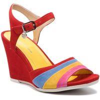 Sandały SOLO FEMME - 53115-42-G13/I56-07-00 Multicolor, kolor wielokolorowy
