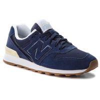 Sneakersy NEW BALANCE - WR996FSC Granatowy, kolor niebieski
