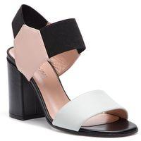 Sandały POLLINI - SA16188C17TD310C Gh/Nu/Ne, kolor wielokolorowy
