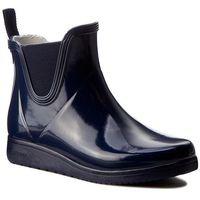 Kalosze TRETORN - Charlie Classic 473242 Shiny Navy 81, kolor niebieski