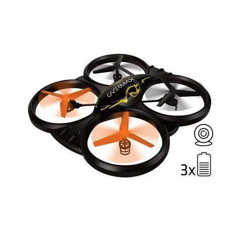 Duży Dron Overmax (SET) + Kamera HD + Pilot do 200m.!!