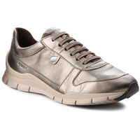 Sneakersy GEOX - D Sukie A D52F2A 000BV C6029 Taupe, 1 rozmiar