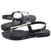 Sandały Melissa Slim Sandal II AD 32601/50816 Black/Gold (ML112-b)