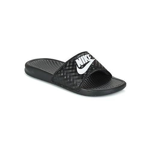klapki Nike BENASSI JUST DO IT W, kolor czarny
